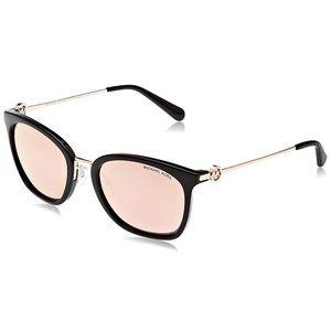 NEW Michael Kors Lugano Sunglasses MK2064 Black